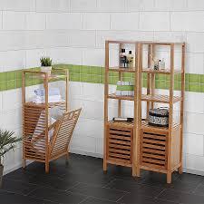 Standregal Badezimmer Bambus Badezimmer Awesome Badezimmer Set Narita Badschrank