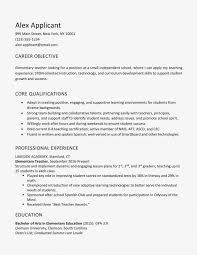 Resume Objective Examples And Writing Tips For Teenager First Job Medium Size