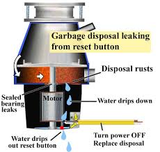 how to repair and install garbage disposal