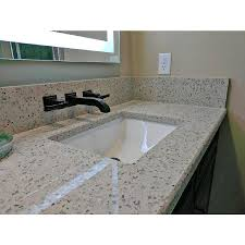 100 Countertop Glass Curava Gelato Recycled Kitchen Sample At Lowescom