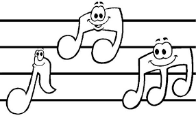 Full Size Of Coloring Pagenote Pages Page Music Free Printable For Kids And