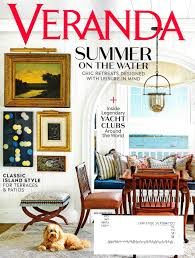 100 Home And Design Magazine VERANDA July August 2019 SUMMER ON THE WATER