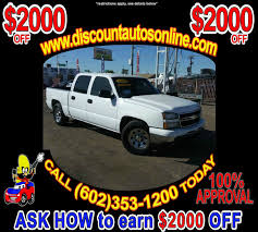 Cars For Sale Phoenix AZ   Used Pickup Trucks - Discount Auto Sales Ford Dealer In Chandler Az Used Cars Enhardt Peterbilt Dump Trucks In Arizona For Sale On Tonneau Covers Phoenix Truck Bed Warehouse Commercial Craigslist Sedona And F150 Pickup Cox A Big Player Used Car Market These Are The Most Popular Cars Trucks Every State Pick Up More Tucson Rv Dealership Autonomous To Haul Cargo Transport Topics Stake Buyllsearch Whosale Motor Company Liberty Bad Credit Car Loan Specialists