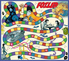 Play The Foiled Board Game Its Candy Land But Evil