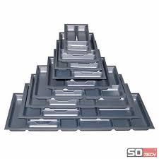 orga box besteckeinsatz besteckkasten schubladeneinsatz für