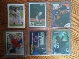 1993 Upper Deck Top Prospect Derek Jeter by Fs Lot Michael Jordan Rare Insert Game Used Baseball Cards And