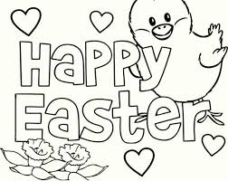20 Religious Easter Coloring Pages