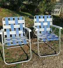 Pair Vtg Rio Aluminum Blue Webbed Folding Lawn Chairs Mid ... Flamaker Folding Patio Chair Rattan Foldable Pe Wicker Outdoor Fniture Space Saving Camping Ding For Home Retro Vintage Lawn Alinum Tan With Blue Canopy Camp Fresh Best Chairs Living Meijer Grocery Pharmacy More Luxury Portable Beach Indoor Or Web Frasesdenquistacom Costco Creative Ideas Little Kid Decoration Kids 38 Stackable At Target Floor Denton Stacking 56 Piece Eucalyptus Wood Modern Depot Plastic Lowes