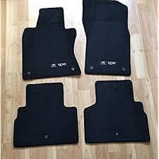Maxpider Floor Mats Malaysia by Amazon Com Puremats Infiniti Q50 Floor Mats 3 Pc Set All