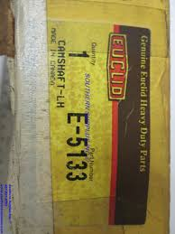 Euclid E-5133 LH Camshaft Brakes Cam Left Side 10-Spline 1006728M ... Euclid R20 Haul Truck Item H6142 Sold May 29 Constructi R130 Dump Truck 1991 3d Model Hum3d Wikipedia 96fd Terex Pinterest Earth Moving Cstruction Classic 1940s R24 And Nw Eeering Crane Blackwood Hodge Memories Euclid Trailer Suspension Parts By Westside Center Heavy Equipment I Would Say That Is A Big Rig Wwwbatsbisyardcom Bat Houses 1993 R35 Off Road End Dump B2115 Lime Green S7 Scraper Equipment