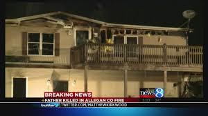 100 Dorr House Man Dies After House Fire