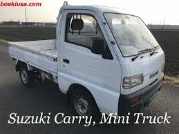 100 Suzuki Mini Truck Carry