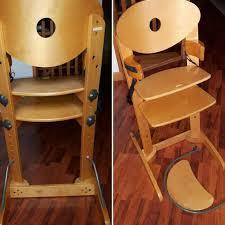 chaise woodline chaise haute évolutive woodline bébé confort vendre com