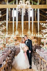 Rustic Wedding Decorations Ontario Caleb And Chelsie S Gorgeous Barn Decor