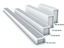 wand heizkörper niedriger heizkörper bauhöhe 100 mm hoch