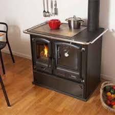 cuisiniere bois godin four et table de cuisson sur enperdresonlapin