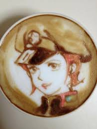 Arvinds Mind Blowing Anime Latte Art That You Can Actually Drink