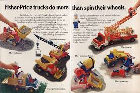 Fisher-Price Trucks Do More Than Spin Wheels Ad 1980 Mattel Fisherprice 2007 Little People American Fire Truck Toy With Fisherprice Little People Wheelies All About Trucks Amazonca Press N Go Monster Assorted Toys R Us Australia Fireman Sam Driving The Mattel Fisher Price Fire Engine Youtube Die Cast Vehicle Blaze New Toy Free Mega Bloks Food Truck Kitchen From Preschool 1977 Ad Advertisement Gallery Shake N Racers Street A Teeny Tiny Blog Back On Farm Power Wheels Ford F150 Battery Powered Riding Blue Cdf53 Imaginext Six Wheeler Play Set Toysrus