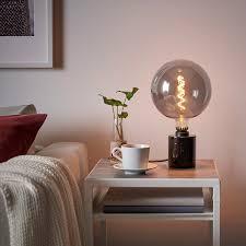 rollsbo led leuchtmittel e27 200 lm dimmbar rund klarglas