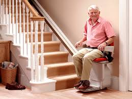 Ameriglide Stair Lift Chairs by Stair Chair Lifts Nova Scotia Staircase Gallery