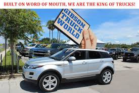 100 Orlando Craigslist Cars And Trucks By Owner Land Rover Range Rover Evoque For Sale In FL 32803 Autotrader