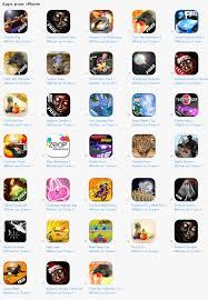 I present my 33 free games on iPhone iPad