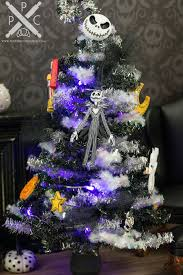 Nightmare Before Xmas Tree Skirt by 100 Halloween Tree Decoration Simple U0026 Spooky Halloween