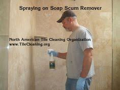 learn how to clean travertine tile and a travertine shower