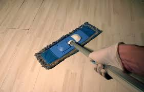 how to wax vct floors after installation hunker