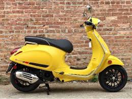 2018 Vespa Sprint S 150 ABS In Chicago IL