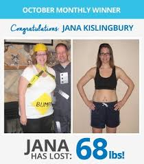Jana Lost 68 Pounds And Inspired Her Family Too