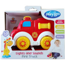 Playgro Lights And Sounds Fire Truck | Music & Sound | Baby & Toys ... Playmobil Fire Engine With Lights And Sounds Amazoncom Tonka Rescue Force 12inch Ladder Truck Mighty Fleet 85off Hey Play Toy Extending Battypowered What Color Do Trucks Have Ebcs 3965302d70e3 Red Department Large Scale Matchbox 2001 Mattel 47 Similar Items Inspiring Coloring Page Printable For Inspiration Bubble Blowing Fire Engine Truck Electric Toy Lights Sounds Birthday Unit Minds Alive Kids Electric Flashing Siren Sound Bump Wheels With Youtube