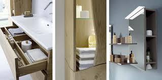 gamme inspiration berg de meuble salle de bain miroir