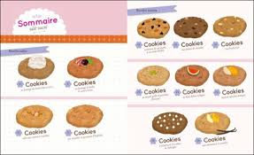 cookies sucrés salés atelier cuisine pour les enfants de eric