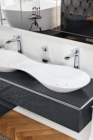 für luxuriöse badezimmer doppelwaschschale vigour vogue