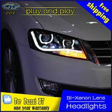 car styling for vw passat b7 headlights 2012 europe passat cc led