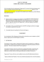 Standard Terms And Conditions Template Free How To Write A Service Agreement Best Lease