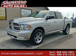 Used 2009 Dodge Ram 1500 SLT For Sale Saginaw, MI - CarGurus