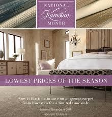 Desitter Flooring Glen Ellyn by Karastan Carpet Rebate 2016 Carpet Vidalondon