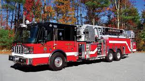 100 Mass Fire Trucks 2015 Ferrara Apparatus