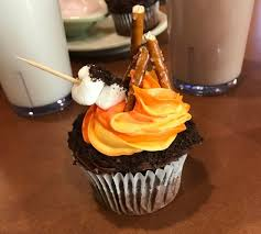 TYWKIWDBI Tai Wiki Widbee This Is Called A Campfire Cupcake