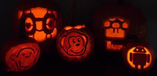New Stormtrooper Pumpkin Stencil by Blurgh The Thinkgeek Blog Great Geeky Pumpkin Template Contest