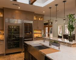 Transitional Kitchen Ideas Rustic Transitional Kitchen Design Dfw The Kitchen Source