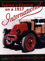 1917 Model H • Old International Truck Parts