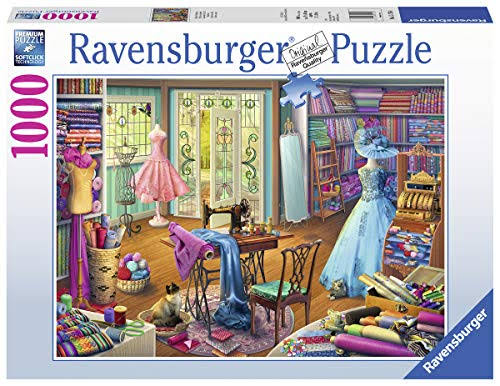 Ravensburger The Christmas Fair Jigsaw Puzzle - 1000 Pieces
