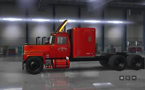 MACK RS 700 & RS 700 RUBBER DUCK TRUCK MOD ATS 1.6.X - American ... Mack Rs700 Rubber Duck Only 127 Update Truck Mod Ets2 Mod Meet Anthony Fox Owncaretaker Of This Original Rubber Duck 1970 Lego Ideas Product Ideas Convoy Rs 700 Ats 16x American Mack Rl700 124 Scale Models Truck Pinterest Pin By Peter Janowski On Automobile Models Lego Tshirt Andy Mullins A Pile Ducks Lie A During The City Festival Bunter 1978 R767st Salute To Antique And Classic Vintage Ertl Trucks World Die Cast Tanker