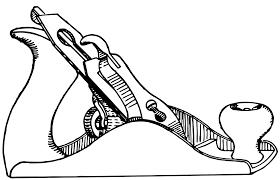 Smoothing Plane Clip Art