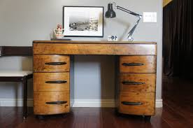 Heywood Wakefield Dresser Craigslist by European Paint Finishes Heywood Wakefield Vintage Modern Desk