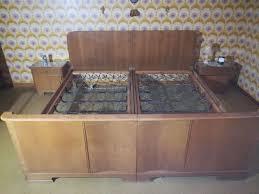 1 schlafzimmer komplett holz gebraucht bestehend aus in