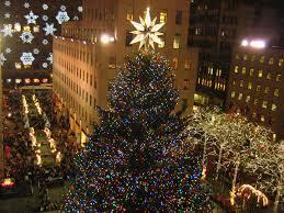 Christmas Tree Rockefeller Center Lighting by Rockefeller Center Christmas Tree